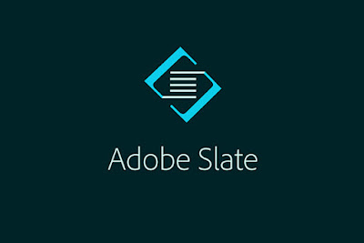 Adobe Slate for storytelling