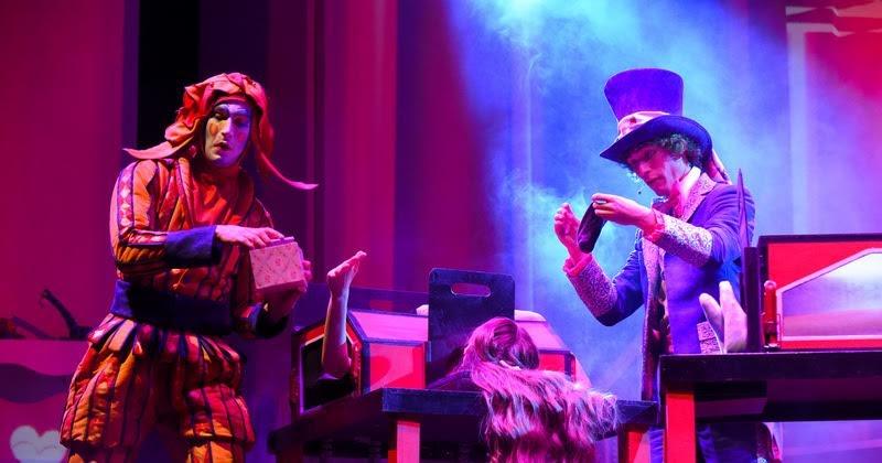 Los Angeles kody promocyjne duża obniżka teatr i dziecko: Spektakl, który porazi Was magią ...