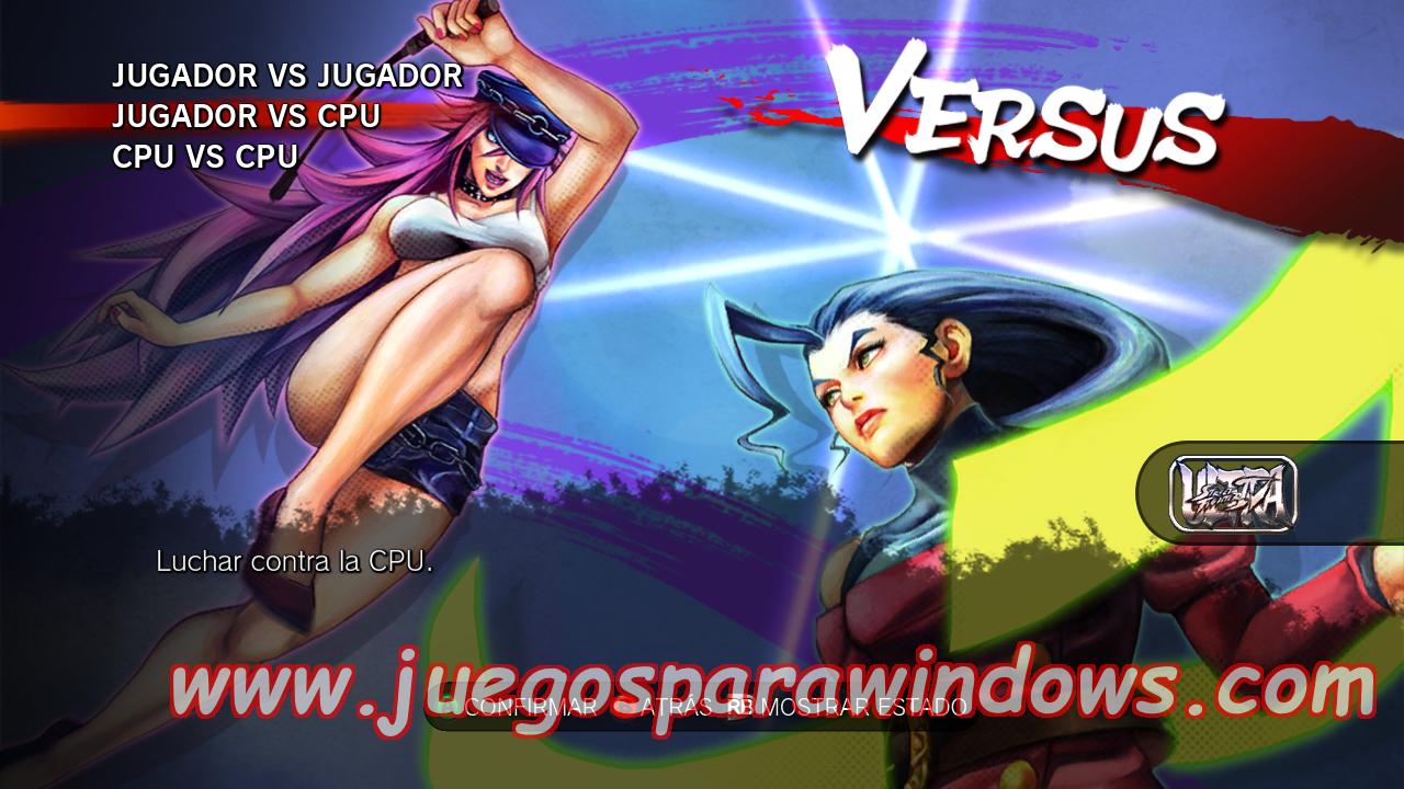Ultra Street Fighter IV XBOX 360 ESPAÑOL (Region FREE) (WG) 6