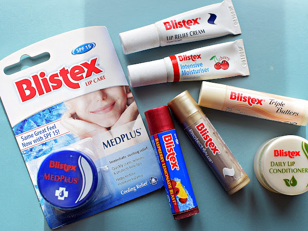 "Rūpes par lūpām kopā ar ""Blistex"""