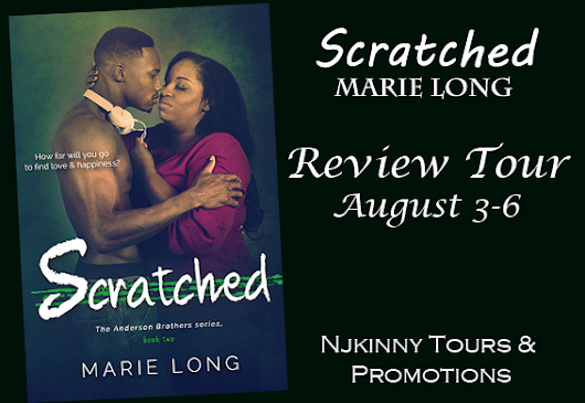 Review Tour: Scratched - Marie Long + Review + Giveaway!!