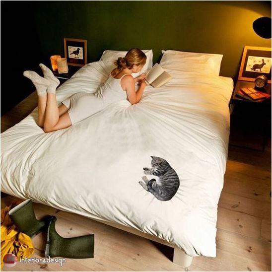 3D Bed Linens 17