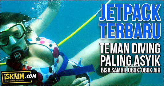 Jetpack Cuda, Bantu Aktifitas Diving Semakin Menyenangka_iskrim_com_