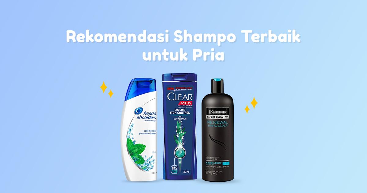 Rekomendasi Shampo Terbaik untuk Pria 6c7a213c04
