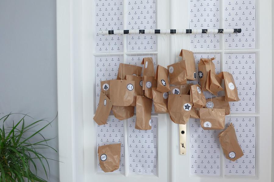 geschwister gezwitscher der liebevolle adventskalender f r den mann. Black Bedroom Furniture Sets. Home Design Ideas