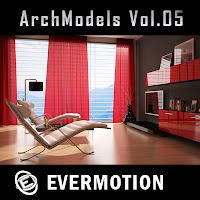 Evermotion Archmodels vol.05單體3dsMax模型合集第05期下載