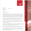 Berklee College of Music list akceptacyjny/ letter of acceptance