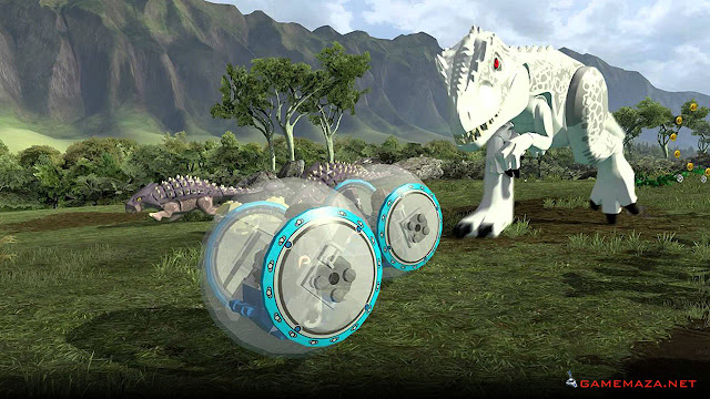 Lego Jurassic World Gameplay Screenshot 4
