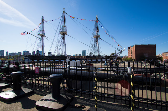 USS Constitution-Charlestown-Boston