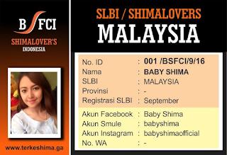 gambar KTA Baby Shima Lovers