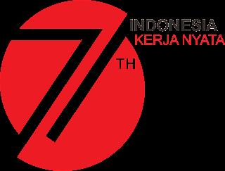 Indonesia 71 tahun merdeka - Kerja nyata