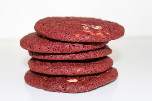 Red Velvet Cookies opskrift