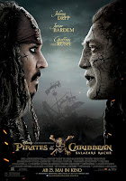 Pirates of the Caribbean Dead Men Tell No Tales International Poster 2