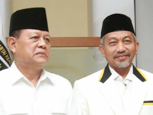 Profil Sudrajat dan Ahmad Syaikhu