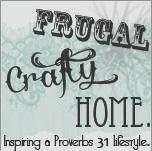 Frugal Craft Home Blog Hop | SneakySpoons