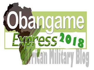 Obangame Express 2018 LOGO