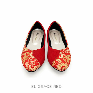 EL GRACE RED THE WARNA