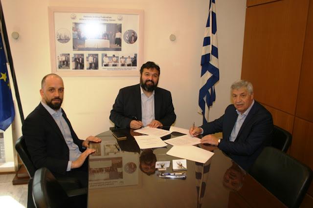 Πρέβεζα: Υπεγράφη η σύμβαση  για την Επισκευή και βελτίωση του Κολυμβητηρίου του Δήμου Πρέβεζας.
