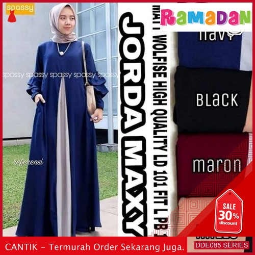 DDE085D54 Dress Scuba Ukuran Standar Lebaran L 2019 Ld BMGShop