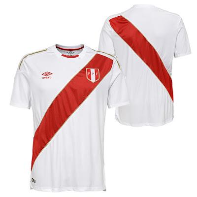 Jersey Peru New 2018