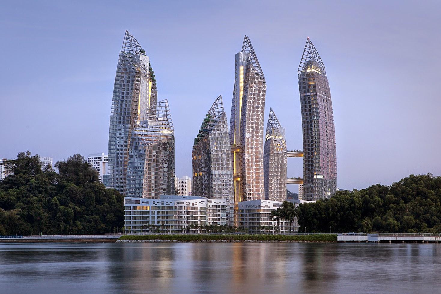 50 COOL CONDOS IN SINGAPORE | URBAN ARCHITECTURE NOW