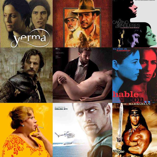 Día de Andalucía, películas, cine