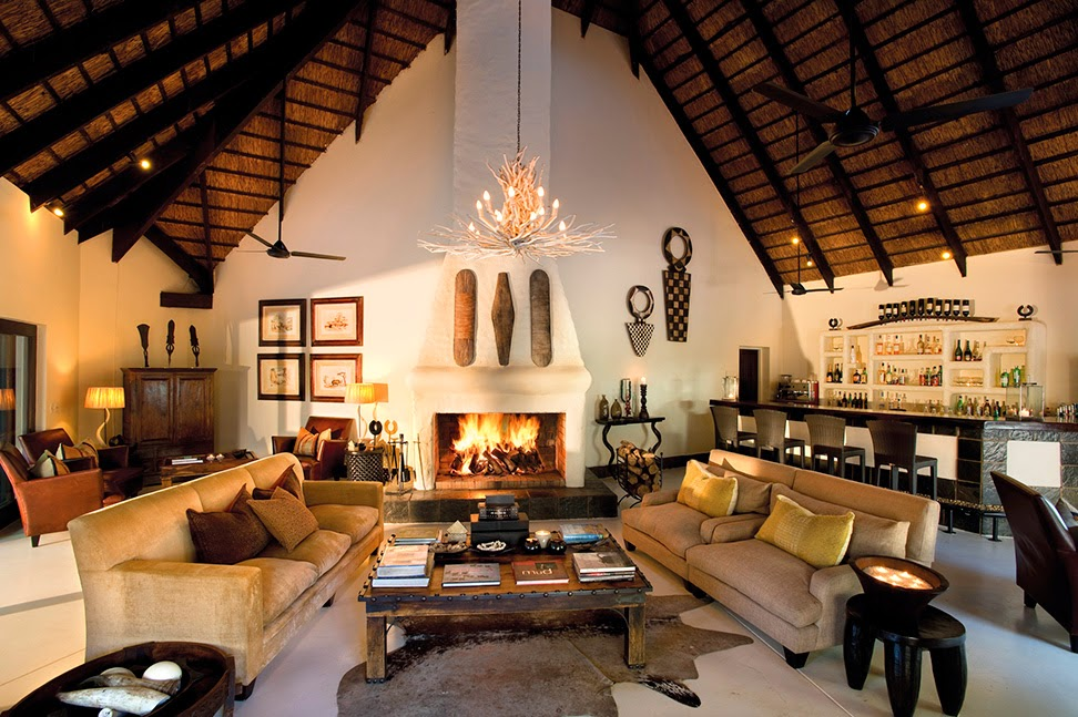 Luxury Safari Interior Design 113