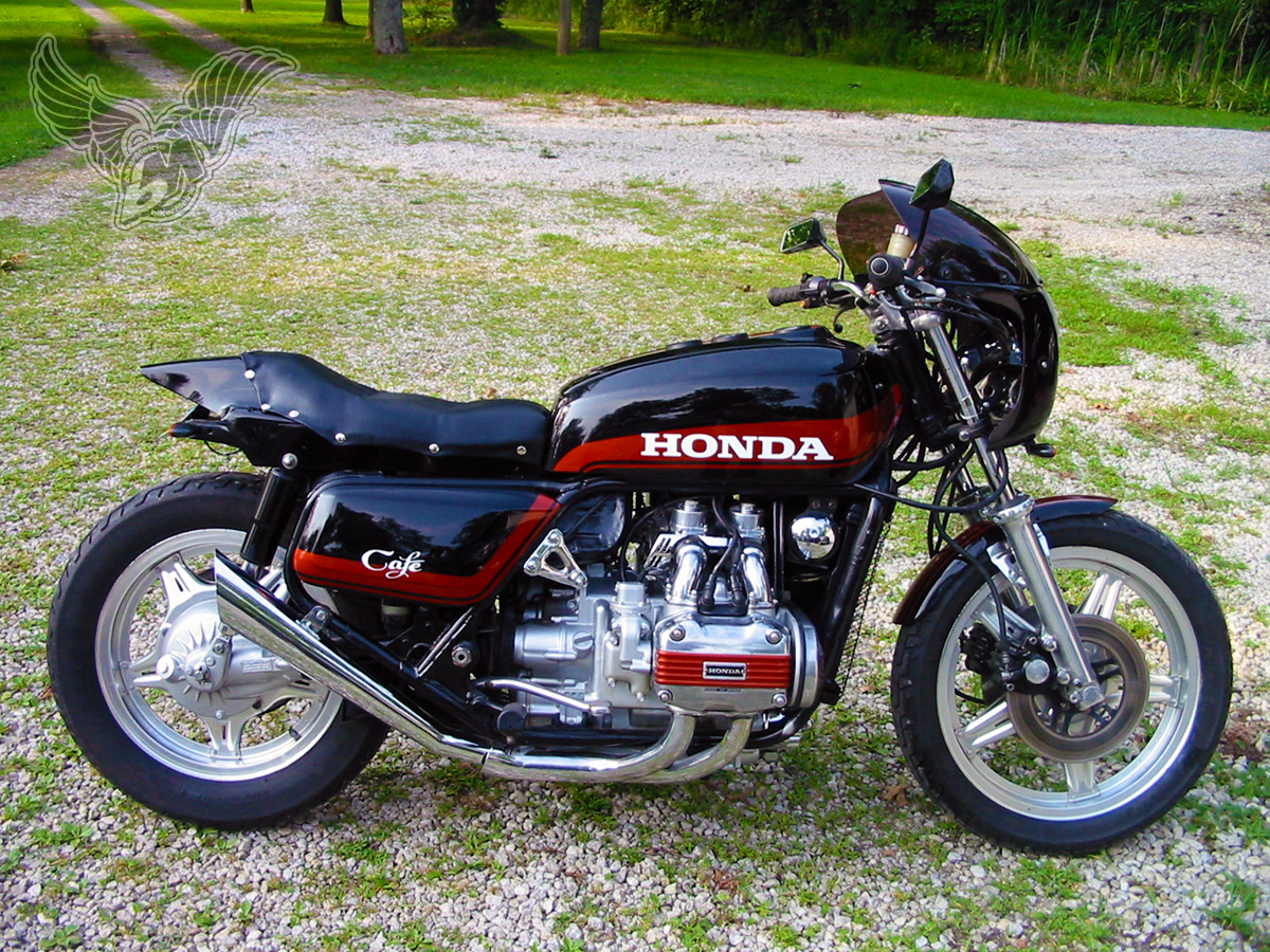 Honda Shadow 1100 Bobber Kit 1983