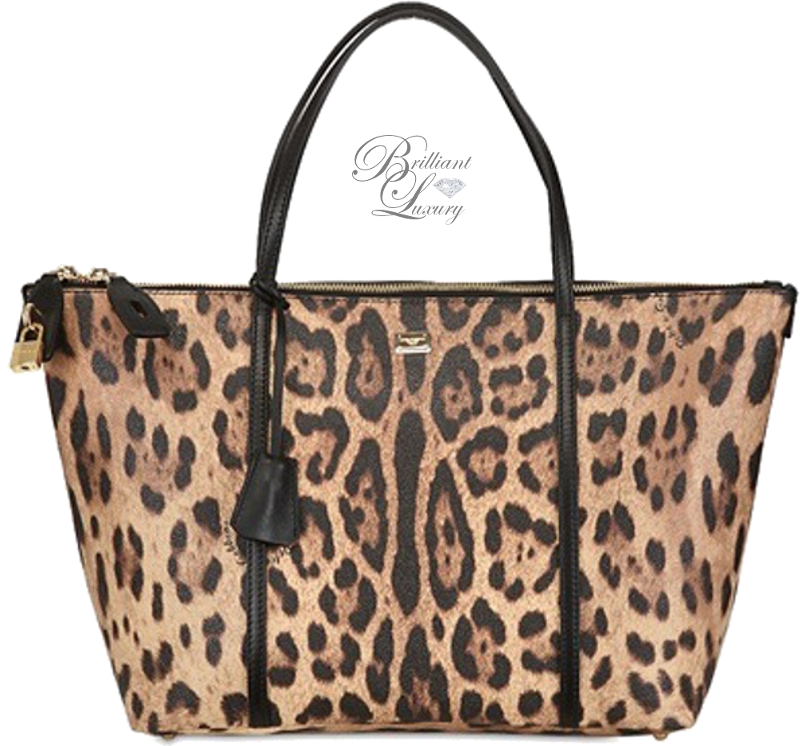 Brilliant Luxury ♦ Dolce & Gabbana 'Escape' Tote