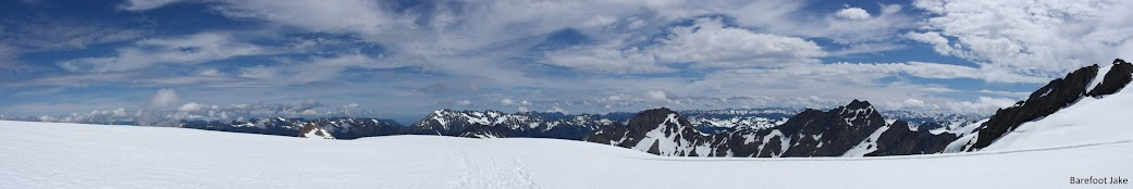 Mount Olympus Panoramic