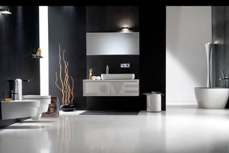 Baño minimalitsa