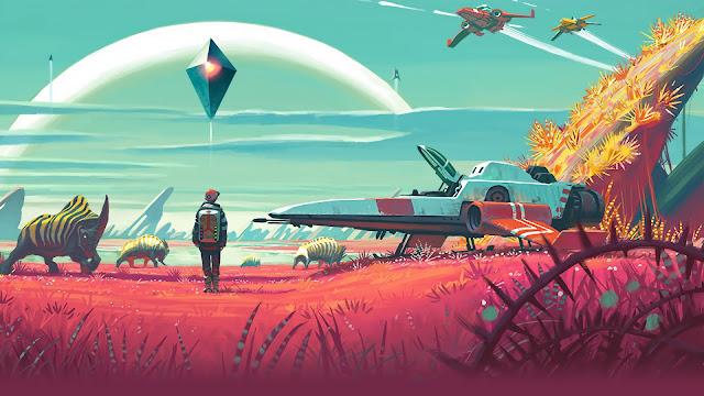 No Man's Sky NEXT es anunciado para PlayStation 4, Xbox One y ordenadores