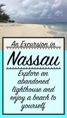 Nassau Excursion to Hog Island Lighthouse and a private beach in the Bahamas