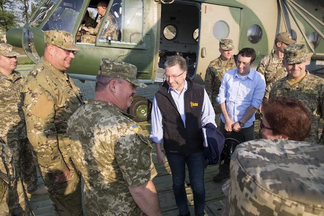 Россия полностью содержит ЛДНР и несет прямую ответственность за конфликт на Донбассе — Волкер