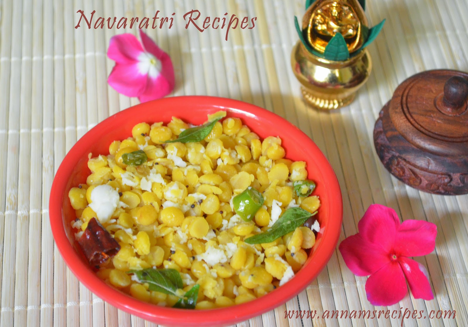 Navratri or Navarathri Recipes