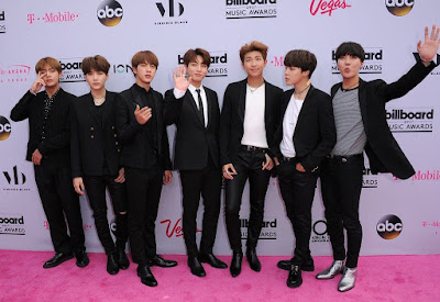 Jin BTS jadi Viral Selama di Acara The Billboard Awards
