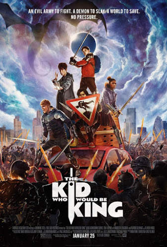 The Kid Who Would Be King (BRRip 720p Dual Latino / Ingles) (2019)
