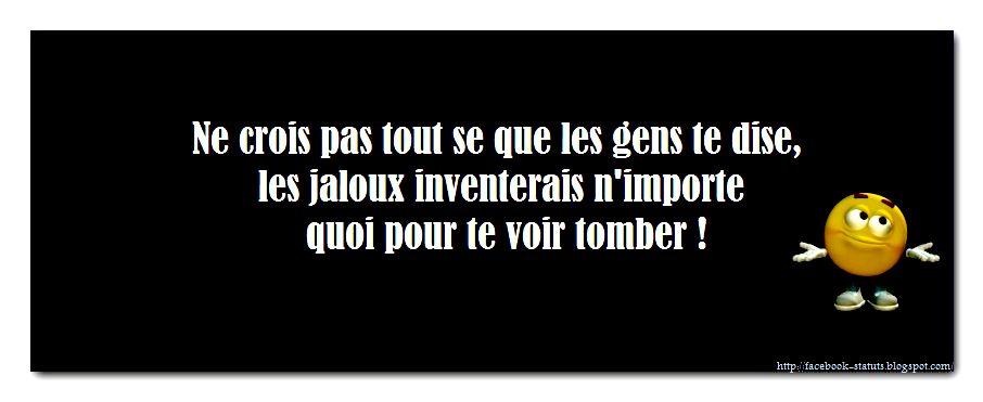 Citation Jalousie Des Gens