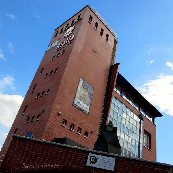 Museo de la industria - Rialia - Portugalete