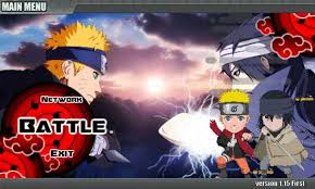 Download Naruto Senki OverCrazy v1 Apk Terbaru All Version