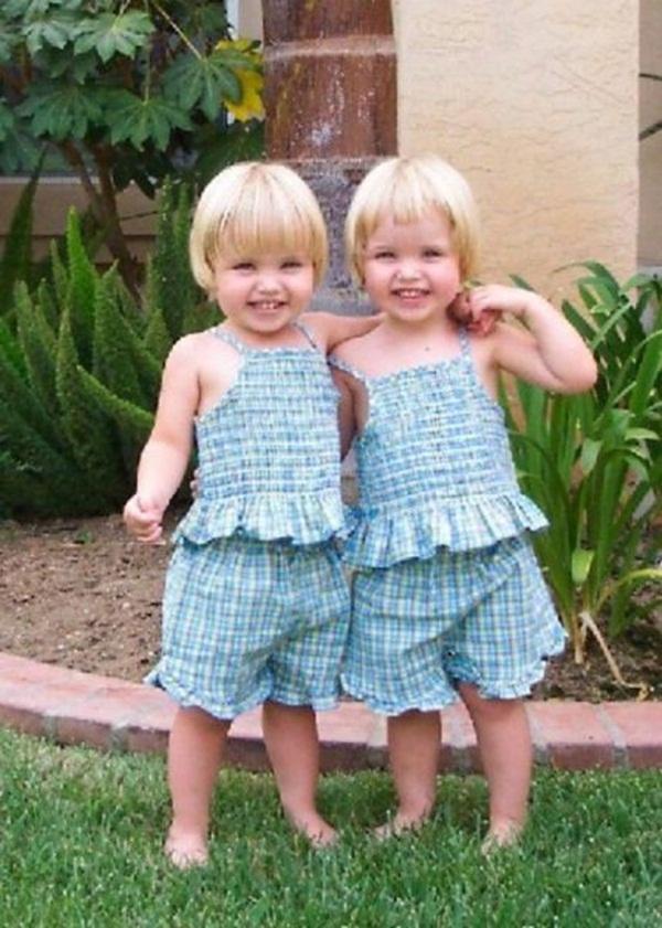 Cute Twin Baby Pictures ~ Big Fun - The Fun Blog