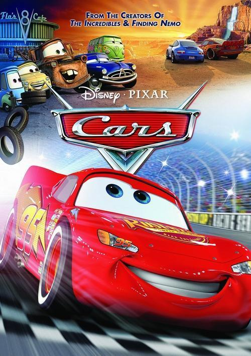 Arabalar 1 (2006) 720p Film indir