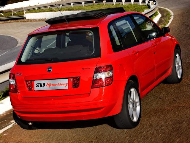 Fiat Stilo Sporting 2007