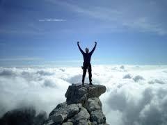 En route vers les sommets de la réussite!