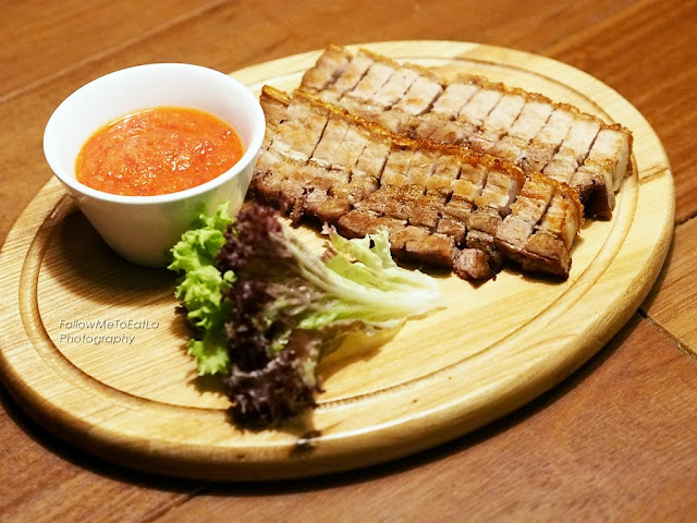 Crispy Pork Belly RM 29