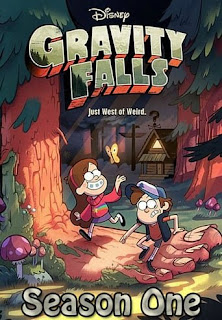 Gravity Falls Temporada 1 audio latino