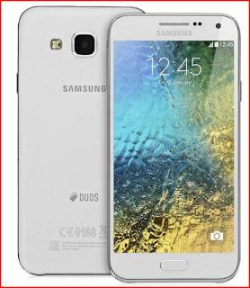 Samsung SM-E500H Cert File Dual Imei Repair Download
