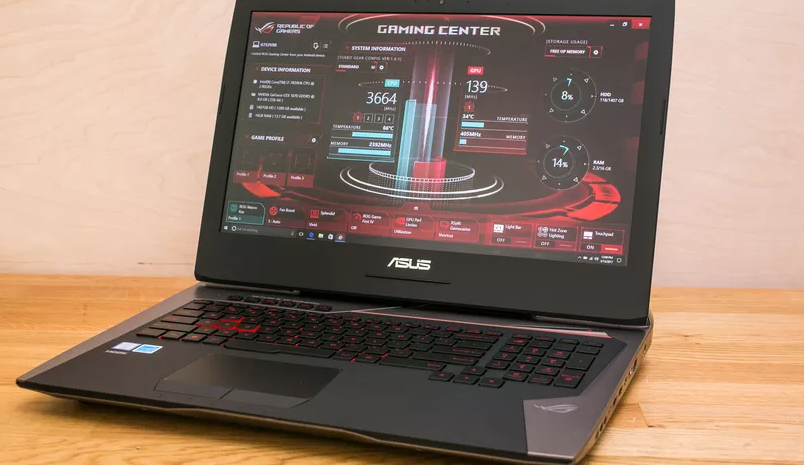 asus rog g752 touchpad drivers