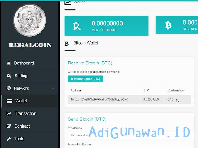Panduan Investasi di RegalCoin