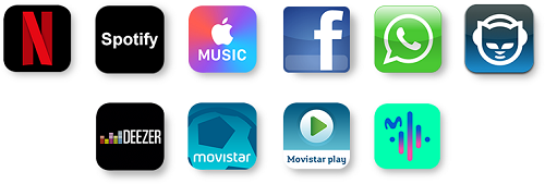MOVISTAR FUN PACK